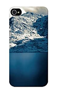 Fashion AidtLqS2648zGkKm Case Cover For Iphone 5/5s(glacier Lake )