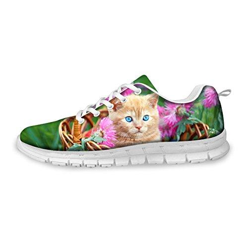 color para Zapatillas mujer 6 Showudesigns wYtxX0qSU