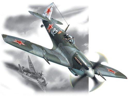 ICM Models Spitfire LF.IXE Building Kit