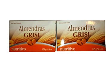 Grisi Almendras (Authentico Mexicano) Dos Barras by Grisi Hermanos