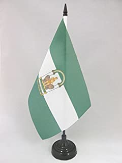 AZ FLAG Bandera de Mesa de la Comunidad Foral DE NAVARRA 21x14cm ...