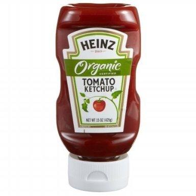 Heinz Organic Tomato Ketchup -- 15 fl oz