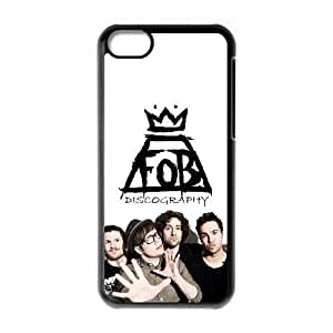 iPhone 5C Cell Phone Case Black Fall out boy ATF023978