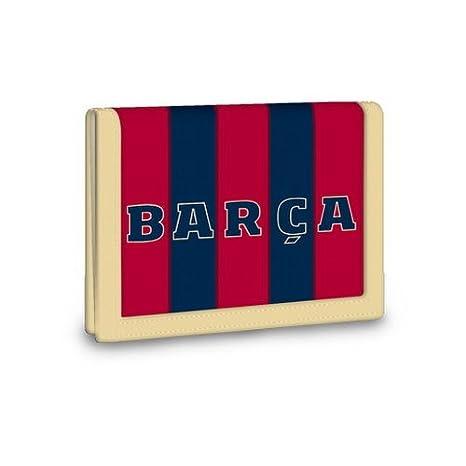 FCB FC Barcelona Monedero (Niños Moneda Compartimento 2015 ...