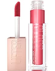 Maybelline Lip Lifter Gloss Hydrating Lip Gloss with Hyaluronic Acid, Amber, 0.18 Ounce
