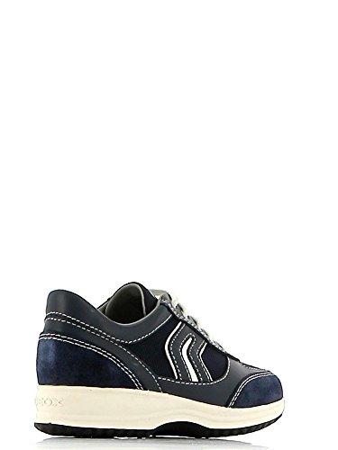 Geox J5256A 04311 Zapatos Niño Navy/Blanco