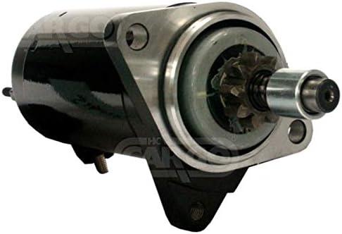 Motor de arranque HC-CARGO 111915 Bombardier Sea Doo Marine 12 voltios 9 dientes