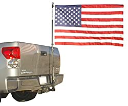 Flag Pole To Go For Trucks