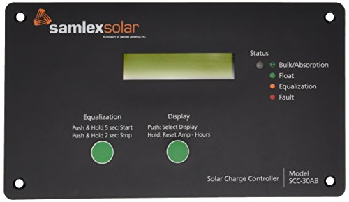 Samlex Solar SCC-30AB Charge Controller