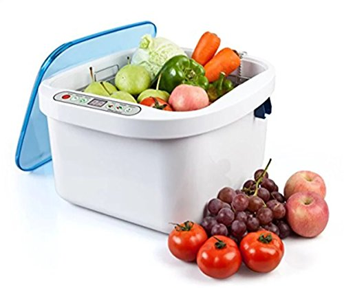 12.8L Home Use Ultrasonic Ozone Vegetable Fruit Sterilizer Cleaner Washer Health by Sololife US STOCK by Sololife (Image #5)'