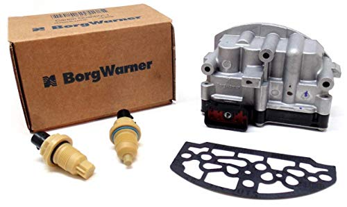 (A604 41TE Transmission Shift Solenoid Pack Service Kit and Speed)