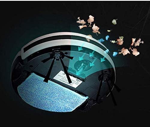 LEIXIN Sweepe Automatique Chambre Balayage Robot- Aspirateur Intelligent Accueil Salon entièrement Automatique Contrôle des Applications Anti-Collision Robot Chute de Balayage