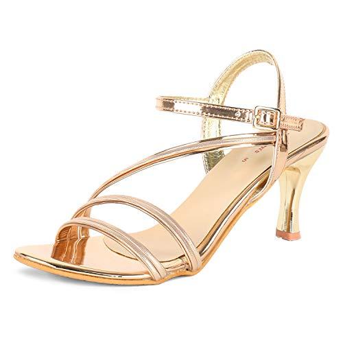 Khadims Women Lifestyle Heel Sandal