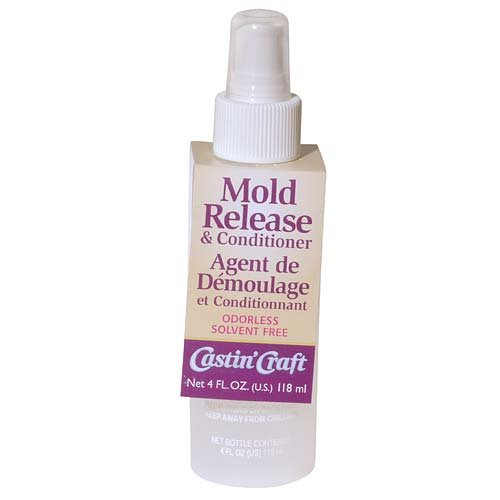 Price comparison product image Environmental Technology 33900 Mold Release and Conditioner,  4 Ounce