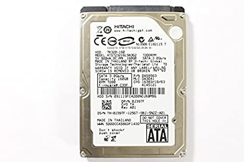 Dell J397F HTS723216L9A362 2.5