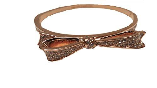 Kate Spade New York Love Notes Bangle Hinged - Rose Gold Bracelet Kate Spade
