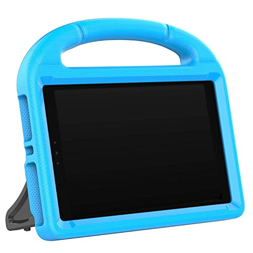 MENZO Kids Case for Amazon All-New Fire HD 8 2018/2017, Light Weight Shockproof Handle Stand Kids Friendly Case for Fire HD 8 inch (2017 and 2018 Releases) Tablet, - Kids Inch 8 Tablet Case