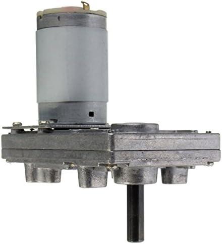 Queenwind 高輪555の金属ギヤモーター 12V-24V DC ギヤモーター