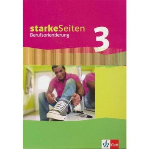Starke Seiten Berufsorientierung 3  Schülerbuch 9. 10. Schuljahr