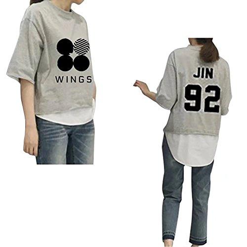 JHion Kpop JHion T Shirt Kpop T Shirt BTS Kpop JHion BTS BTS T d11rFw