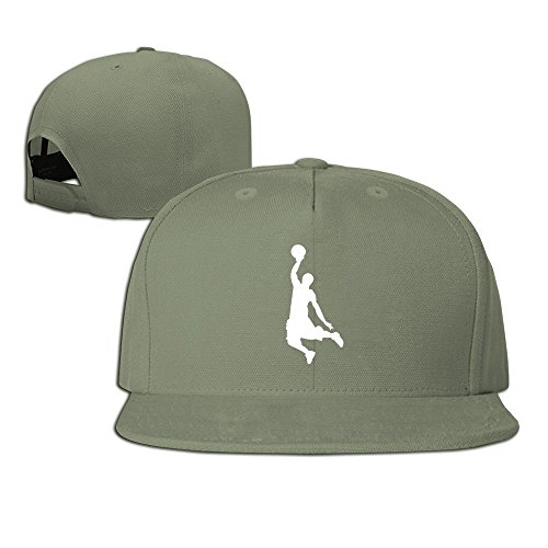 MaNeg Basketball Player Unisex Fashion Cool Adjustable Snapback Baseball Cap Hat One Size - Prada Frames Online