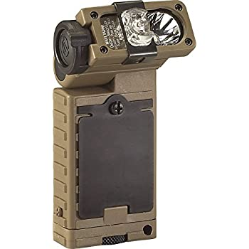 Streamlight 265128 Sidewinder Compact II Military Model Flashlight with White C4 LED Blue Red IR LEDs