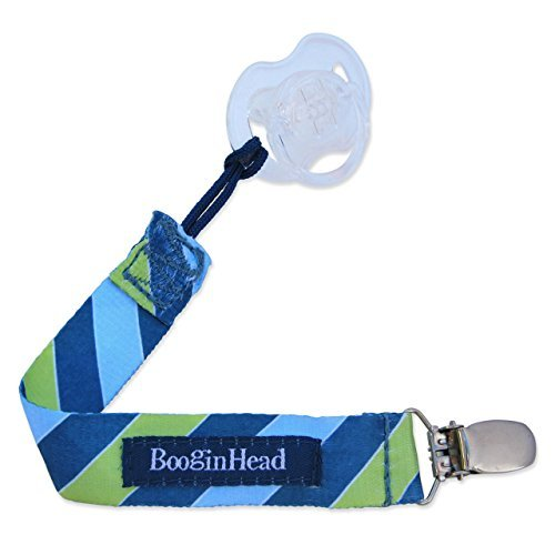 acifier Holder with Clip BooginHead,Leap frog ()
