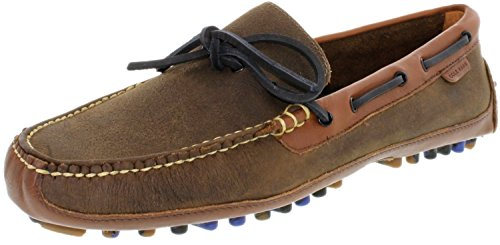 Cole Haan Men's Grant Canoe Camp Moccasin Partridge Ankle...
