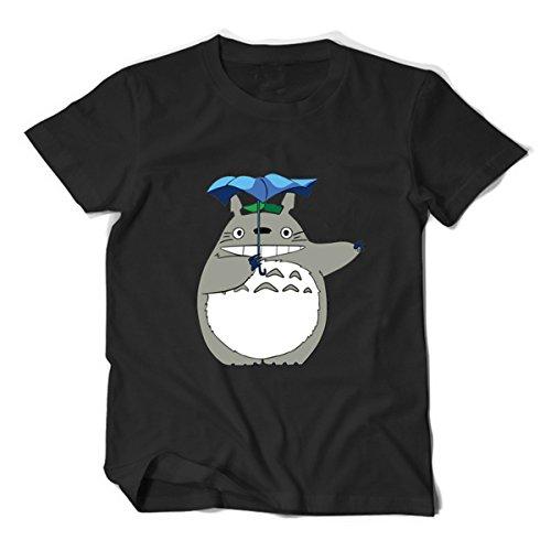 JUNG KOOK Men Women Couples Totoro Print Shirt Tee Cosplay T-Shirt