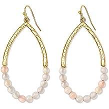 Rose Quartz - Teardrop Earrings Earrings for Women