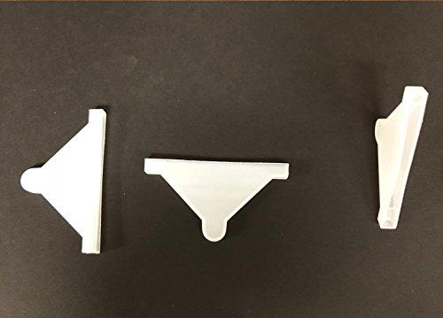 Foam Board Corner Protectors (qty 100) - for 3/16
