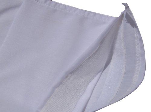 HoboTraveler.com Secret Pockets Velcro for Money Ready to Sew in Pants
