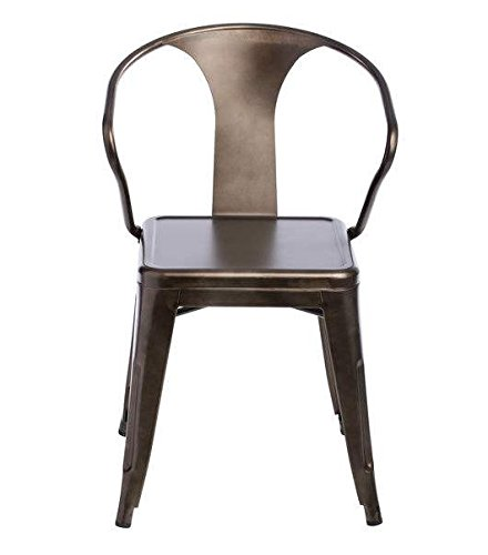 Attrayant Amazon.com   Tabouret Stacking Chair (Set Of 4). This Set Of Dining Room  Chairs Is Perfect For Adding A Vintage Look To Your Home.