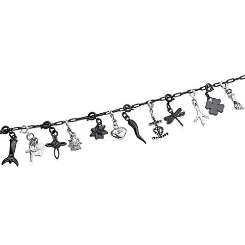 Christian Lacroix - Bracelet Métal Noir - Tendance
