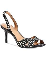 Calvin Klein Womens Lucette Dress Sandal