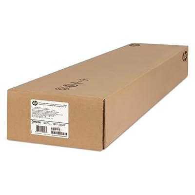 "HP - Everyday Adhesive Matte Polypropylene, 120 g/m2, 42"" x 75 ft, White, 2 Rolls/Pk C0F20A (DMi PK"