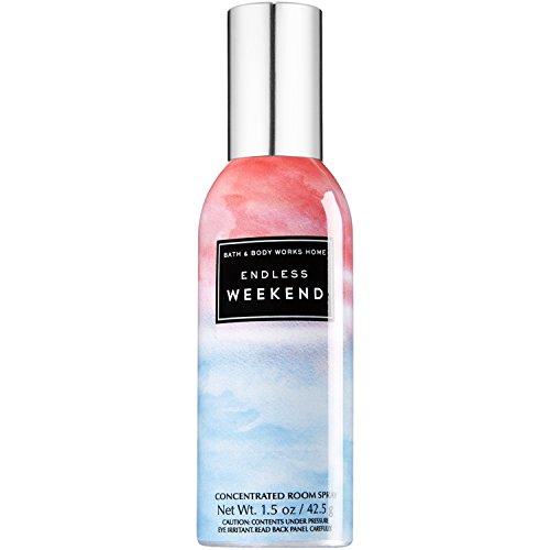 Concentrated Bath (Bath & Body Works Room Perfume Spray Endless Weekend)