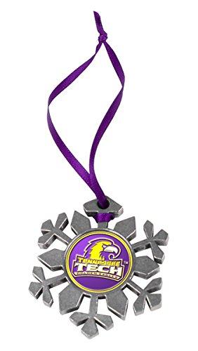 LinksWalker NCAA Tennessee Tech Eagles - Snow Flake Ornament