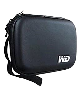 WOLFANO WD HDD Cover/Pouch for 2.5 inch Portable Hard Drive for Seagate, Toshiba, Sony, Transcend, Lenovo, Adata