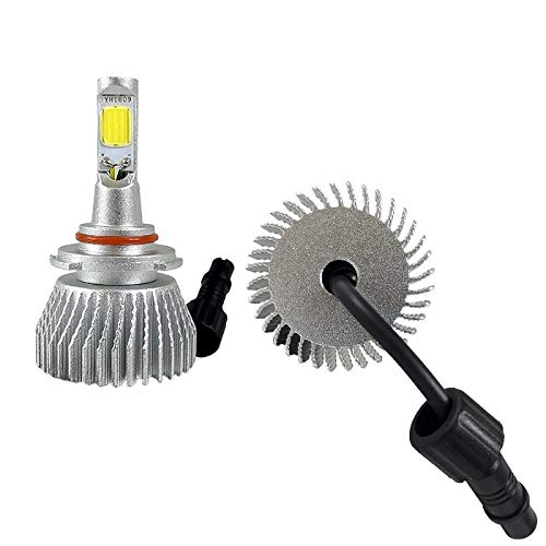 Kit Xenon Led Para Carro Lampada Hb3 Lumens 48w