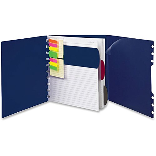Ampad Versa Crossover Notebook - 60 Sheet - 24 lb - Ruled - Letter 8.50