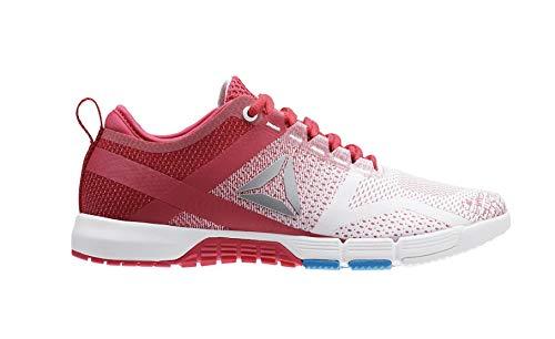 - Reebok Women's Crossfit Grace TR Training Shoes (7 M US, CFG-RUGGEDROSE/WHT / MENDOTABLUE/SILVERMET)