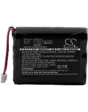 vhbw Akku passend für Marshall Stockwell Bluetooth Lautsprecher Box ersetzt TF18650-2200-1S3PA - (Li-Ion, 2600mAh, 11.1V) - Ersatzakku, Batterie