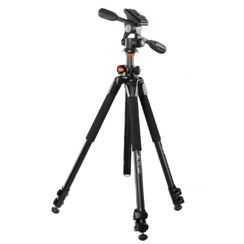 Vanguard Alta Pro 263AP Aluminum Tripod with PH-32 Panhead for Sony,...