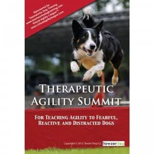 Therapeutic Agility Summit: For Teaching Agility to Fearful, Reactive & Distracted Dogs [DVD]
