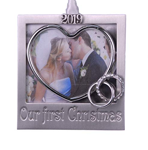 2019 Our First Christmas Tree Photo Ornament 3