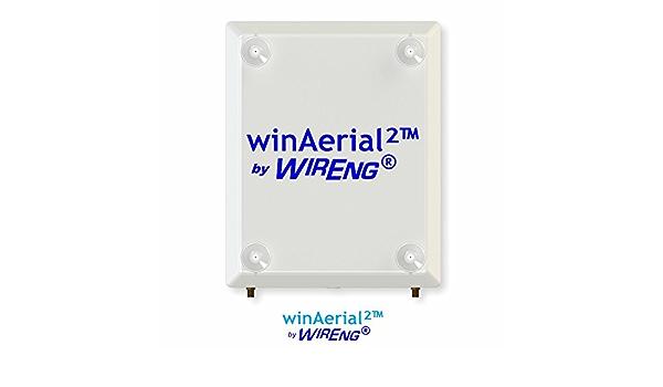 WinAerial2TM Antena Dual para Alcatel One Touch Home H850 ...