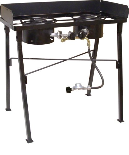 Rectangular Outdoor Propane Cooker - 9