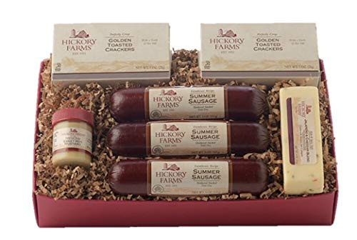 Hickory Farms Deluxe Holiday Favorites