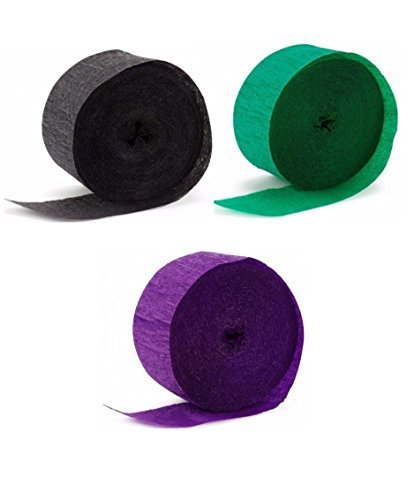 Hulk Coordinating Streamer Sets (3-pack) by Party Supplies]()